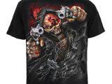 Five Finger Death Punch – Assassin – Men's Black T-Shirt