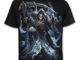 Ghost Reaper T-Shirt Black