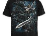 Grim Rider T-Shirt Black