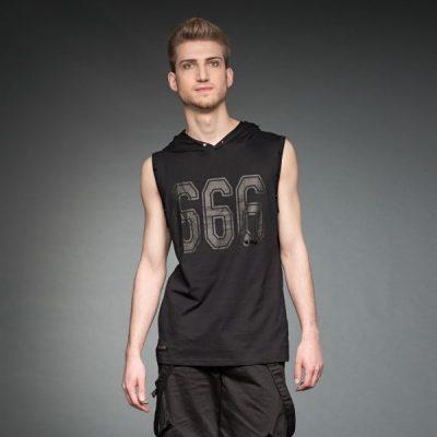666 men's shirt