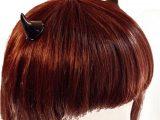 Mini Devil Horn Hair Clips – Pair
