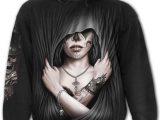 Dead Love Men's Black Hoodie