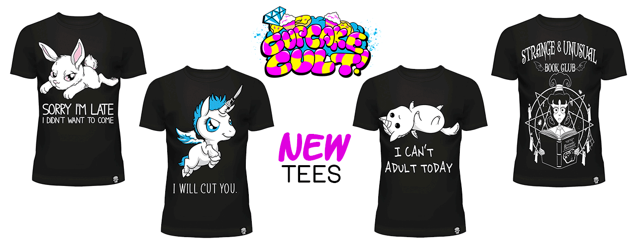 Cupcake Cult Alternative Clothing