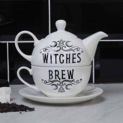 Alchemy Gothic Teapot
