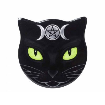 Alchemy Gothic Cat Coaster