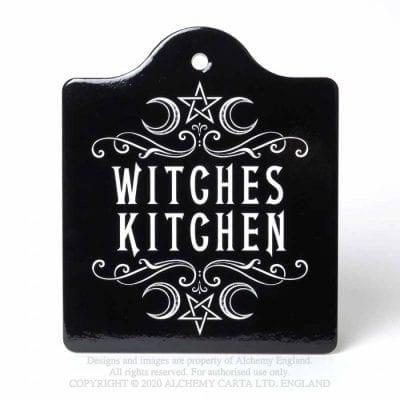 Alchemy Gothic Witches Kitchen Trivet